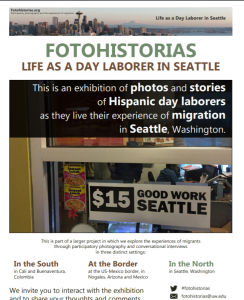 Fotohistorias: Life as a day laborer in Seattle