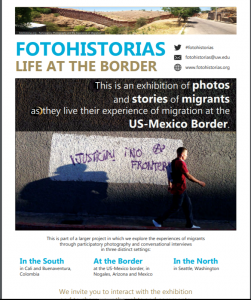 Fotohistorias: life at the border