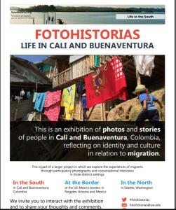 Fotohistorias: Life in Cali and Buenaventura